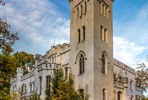 Łączany - Pałac