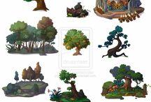 Trees&Plants