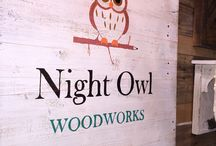 Night Owl Woodworks / Home decor