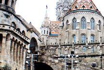 Budapest / At rejse er at leve ✈️