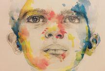 Mis obras... / Obras de la artista visual Araceli Muñoz