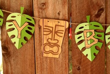 Love for Luau :) Party Ideas / At the end of the school year we host a Luau Party for the kids, I'm always looking for ways to have more fun with it. / by Sappy 4 The South