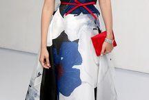 Modern elegant fashion