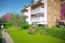 Résidence LINK / Programme immobilier - RESIDENCE SPORTING LINK - TOULOUSE BORDEROUGE SUD