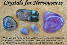 Crystals Prescriptions / Crystal combinations to aid healing .... Not to be used as a replacement for medical treatment.