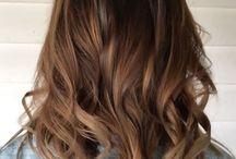 tiger eye hair color brunette
