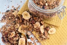 Breakfast Inspiration / Start your day right! Here are some healthy and delicious breakfast ideas.