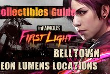 InFamous First Light Video Walkthrough and Guides