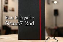 NEXUS7 2nd / BooOKLY Design Case for NEXUS7 2nd