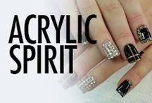 Acrylic Nail Art & Nail Designs