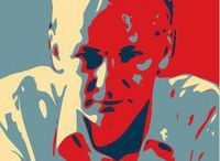 Free Assange! / Julian Paul Assange (Townsville, July 3, 1971)  Is a journalist, programmer and Australian activist, best known for his collaboration to the site WikiLeaks, which is co-founder and editor in chief.