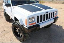 Jeep Cherokee ideas