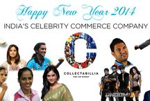 Collectabillia in 2014 / Get closer to your favorite celebrity today! Pick up official, exclusive merchandise http://bit.ly/1knMJOm