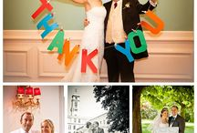 Thank you cards for weddings / how to plan a thank you card