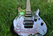 Lady I. / My one and only Ibanez electric shredmachine