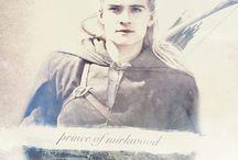Personagens / Legolas / Legolas, de O Senhor dos Anéis - J.R.R TOLKIEN