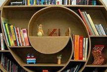 Tips in making a statement in your bookshelf style / Five tips for styling a bookshelf to make a statement