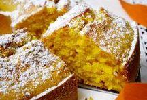ricetta  di  torta  con la zucca ai granelli di  nocciole