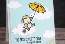 Mama elephant cards / by Vanessa Boeta