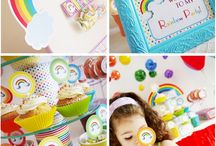 Celebration Theme - Rainbow