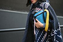 LFW Feb 2016 - Street Style / Fashion's best dressed at London Fashion Week February 2016 captured by street style photographer Sherion Mullings