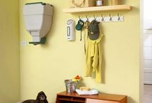 pet spaces ..... / by Michelle Gainer Didario