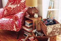 Room re-do / by Gretchen Petrunich