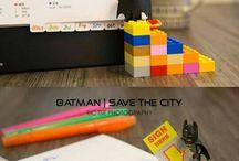 Batman & Superheros