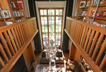 Home-Foyers, stairs, halls, and lofts / by Amy Klo