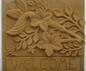 Stone Murals and Panels
