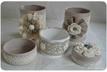 pots décorés