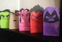 Teen Titans Party / by Tiffany Desgroseilliers