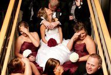 mariage photo drôle