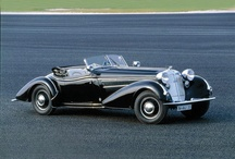 Cars to Love / Sculptures with engines. Timeless technology. Great drives, all.