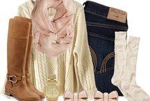 Girly fashion / by Ashley