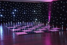 Dancefloor Hire / Here at Solid State UK, we are able to provide good quality and competitively priced dance floor hire for a wide variety of special occasions. Our dance floors are available in several sizes and styles so you can be sure to find one which best suits your venues needs.
