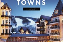 Best Ski Resorts Out There / Some of the most stunning ski resorts in the world