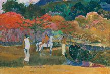 Past Exhibit: Gauguin & Polynesia / by Seattle Art Museum