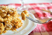 Food: Side Dishes / by Henley Amanda DeWitt