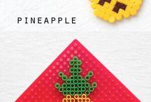 peler beads / Coisas que podes criar com peler beads