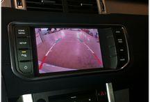 Range Rover Evoque / Gallery dell'installazione dei nostri retrofit kit su RR Evoque