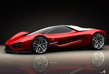 SuperCars / by The Bamboo Tales