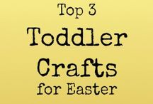 Easter crafts / by Amanda Hastings