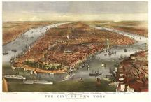 New York City Old Maps