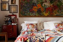 Apartment - Bedroom Inspiration / by Meghan Lapides