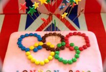 Olympics Event Styling Ideas