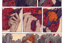 Comics, descubrimientos