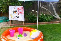 Kid's parties