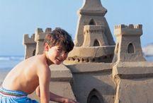 Sand castles / by Veronica Yr