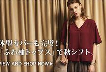 J'aDoRe JUN ONLINE|体型カバーも完璧!「ふわ袖トップス」で秋シフト